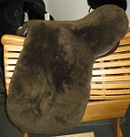 JMS Deluxe English All Purpose Merino Sheepskin Full Cover fits 18