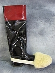 Horse Racing Jockey Boots Sheepskin Pr Toe Rubs Protects horses sides
