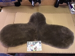 Deluxe English Dressage WINTEC Saddle Sheepskin Cushion Pad Australian Merino-MUST MEASURE YOUR SADDLE FOR GOOD FIT!